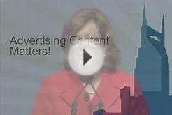 Advertising Content Matters!