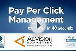 AdVision Pay Per Click Management