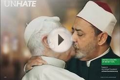 Benetton unveils ads with world leaders kissing