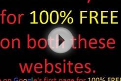 BEST Free Advertising Sites, Totally Free Ads,Free