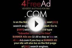 Best free advertising websites,Totally free advertising