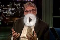 Bill Gates Promotes His New Website With A Viral Video
