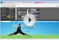 Blogger - Create free Website/Blog with Ad revenue
