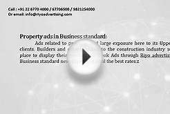 Business Standard Online Advertising Agency Call 022