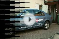 Car Wrap Advertising - Get Paid to Drive