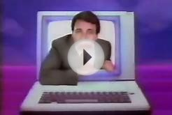 CompuServe - First Internet Commercial - October of 1989