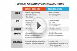 Content Marketing vs. Native Advertising: Which Is More