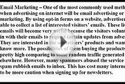Different Methods Of Advertising On Internet