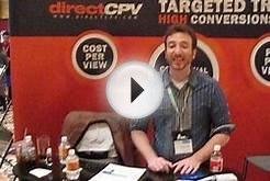 DirectCPV Cost Per View Advertising at LeadsCon Las Vegas