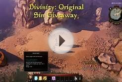 Divinity:Original Sin Giveaway [free steam game 2014 summer]