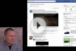 Facebook Advertising for your business page with John