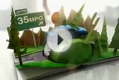 ford popup, satellite tv advertising