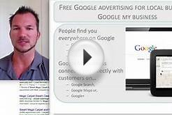 Free advertising on Google with Googles MyBusiness