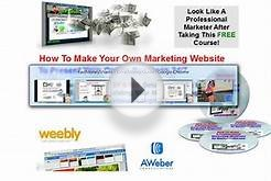 Free Course - How To Make A Marketing Website