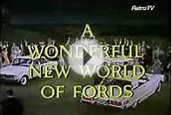 FREE Ford Classic Car Advert ONLINE