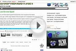 free live sports and tv site, pc streaming, online sport