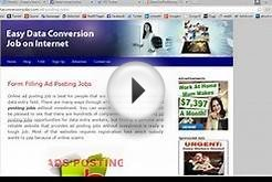 Free Online Ad Posting Jobs Without Investment