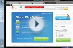 Free Unlimited Online Storage for Websites, Blogs, File