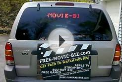 GET PAID TO PARK & DRIVE WITH MOBILE LED SIGN ADVERTISING