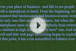 Get Web Page Advertising For Mobile Devices