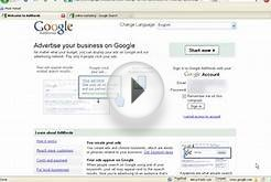 Google Adwords - How to get 2 Cents Per Click