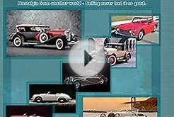 History of Advertising - Automobiles (1940-1950)