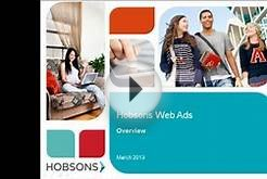 Hobsons Online Marketing: Web Ads