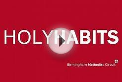 Holy Habits - Start of Programme Advertising Video