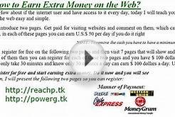 How Can I Make Money On The Internet For Free