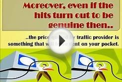 How is pay per click better than buying website traffic?