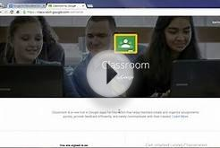 How Students Sign up for Google Classroom in 60 Seconds