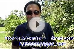How to Advertise Your Business, Promoting & Starting