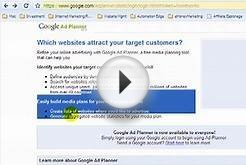 How To Find Out Specific Websites To Advertise On In Goog