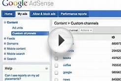 how to get ads on my website with google adsence