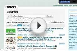 How to get google adwords coupons