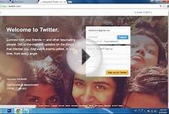 How to post your website post on facebook and twitter