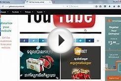 How to promote website free speak khmer
