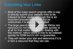 How to submit free website to search engine