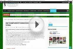 How To Submit Website To Google Search Engine Urdu Hindi