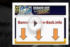 Internet Marketing Advertising 1 - Banner Advertising Tips