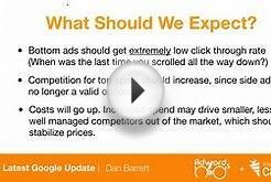 """Latest"" Google AdWords PPC Update - How to Adapt and Succeed"