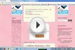 Make Money Online in Hindi/Urdu #3 Advertising Networks