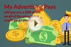 My Advertising Pays - Getting Paid to Advertise is Easy