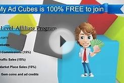 MyAdCubes: How To Drive Traffic To A Website and Get Paid