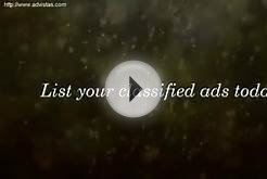 Online advertising and classified ads website - Boost your