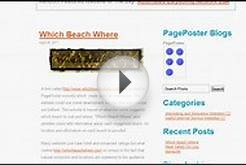 PagePoser Promote Your Website