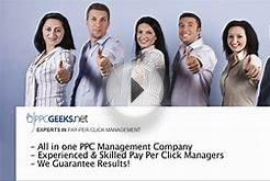 PPC Geeks - Pay Per Click Management Company New Jersey