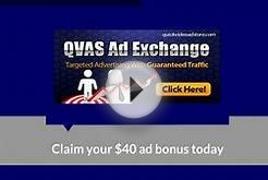 QVAS Ad Exchange - Free And Fast Online Advertising