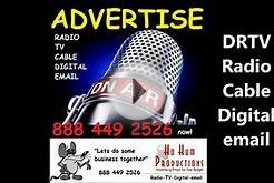 radio+TV+ advertising+ best way to advertise+internet