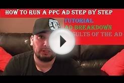 Step By Step PPC (Pay Per Click) Campaign, Affiliate